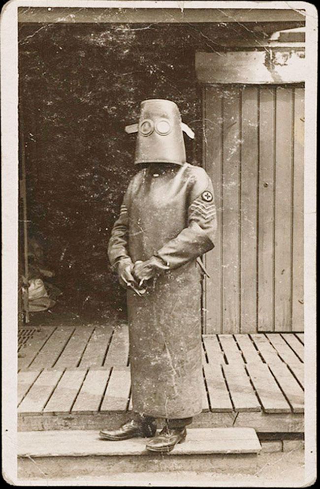 Técnico em Radiologia - 1918