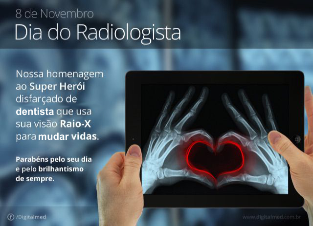 8 de Novembro - Dia do Radiologista